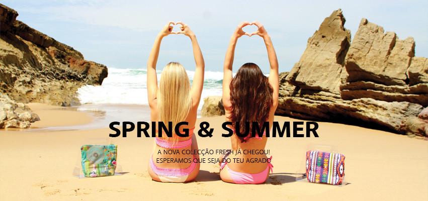 Spring & Summer 2015